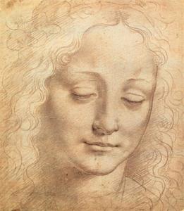 leonardo-da-vinci-female-head