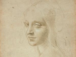 leonardo-head-of-a-young-girl
